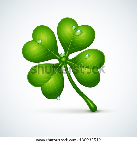 Saint Patrick`s Day icon isolated - vector illustration. - stock vector