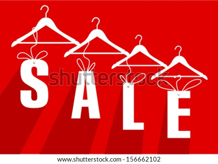 Sale banner. Design decoration.