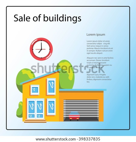 Sale Deal Agreement Contract Modern Concept Stock Vector Hd Royalty