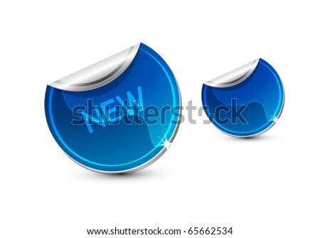 Sales sticker. Eps10 vector illustration - stock vector