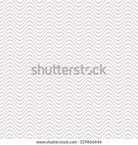 Sand wave background with seamless white design - stock vector