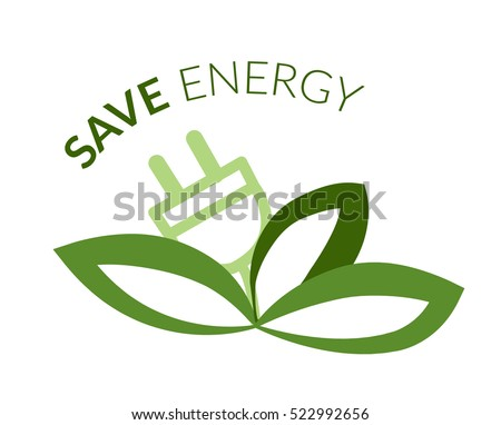 energy saving icon stock images royaltyfree images