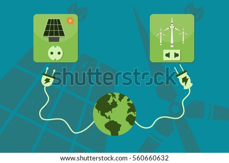 An analysis of the environmentally safe ways of producing electrical energy