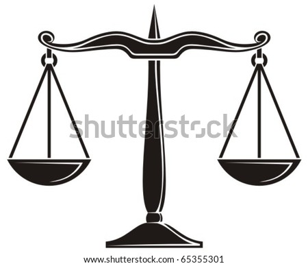 scales justice stock photo photo vector illustration 65355301 rh shutterstock com scales of justice vector clip art scales of justice vector image