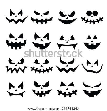 scary face stock images royalty free images vectors. Black Bedroom Furniture Sets. Home Design Ideas