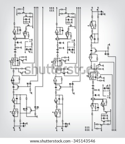 wiring diagram stock images royalty images vectors schematic diagram