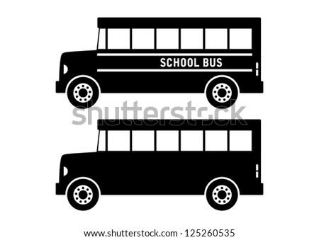 school bus stock vector royalty free 125260535 shutterstock rh shutterstock com magic school bus vector school bus vector illustration