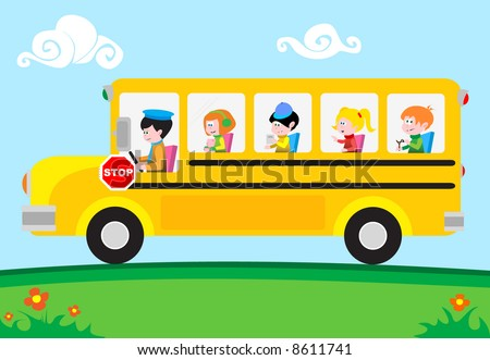 how to find your school bus route