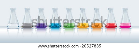 Science Chromatic - stock vector