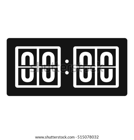 Football Scoreboard Stock Images, Royalty-Free Images ...