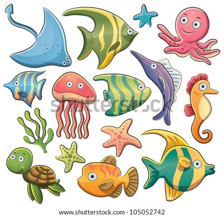 sea animal