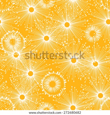 Seamless abstract background of lines. Vector  eps 10.  - stock vector
