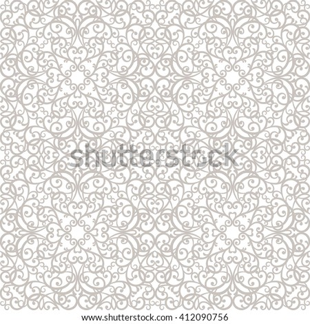 seamless abstract cut pattern - stock vector