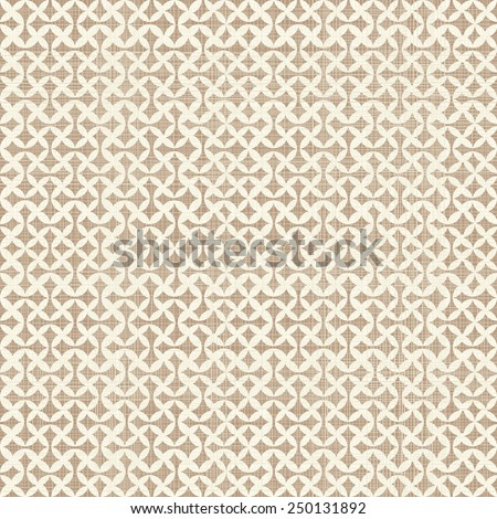 seamless abstract pattern on texture background - stock vector