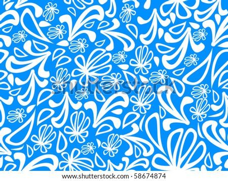 seamless abstract pattern.vector illustration - stock vector