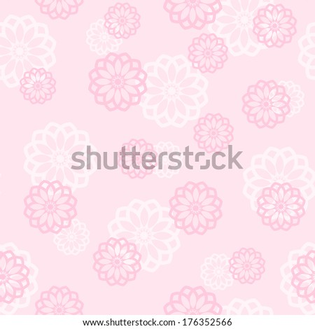 seamless background. abstract shapes. vector illustrations