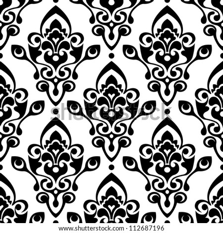 Seamless  background/ pattern/ wallpapers vector - stock vector
