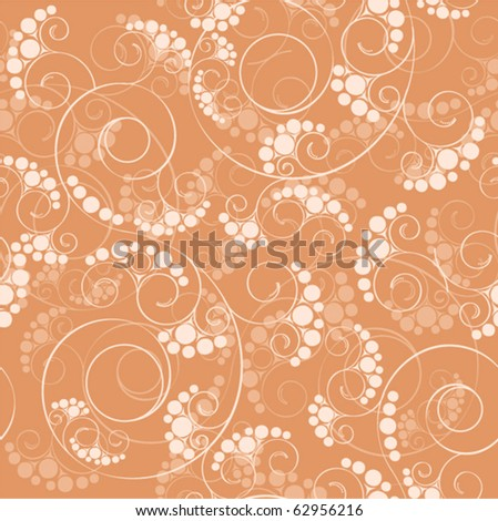 seamless background with pattern, vector illustration - stock vector