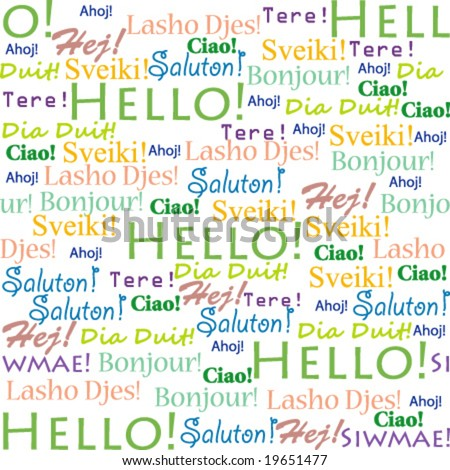 Hello Different Languages Stock Images, Royalty-Free Images ...