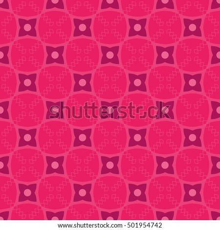 Seamless color pattern. Geometric vector background.
