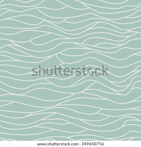 Seamless colorful background with wavy pattern