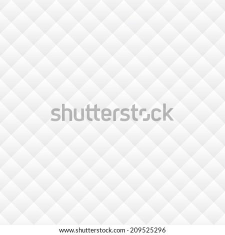 Seamless diamond pattern - stock vector