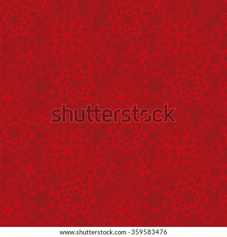 seamless floral pattern Vector illustration eps 10 for your design