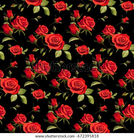 Floral Pattern Graphic Design