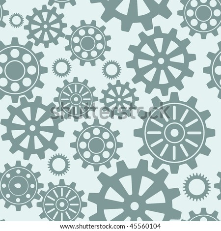 seamless gear backgrounds