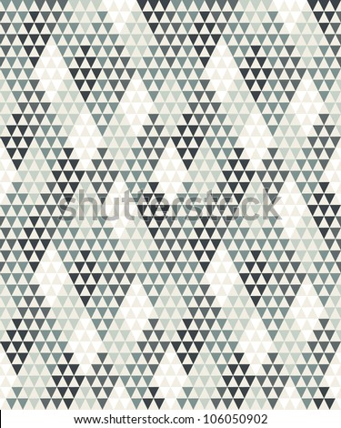 Seamless geometric background # 1