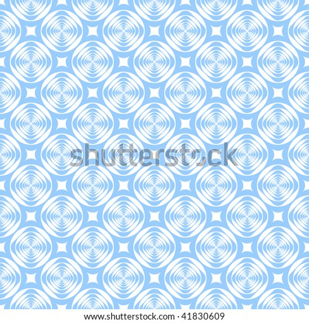 Seamless geometric design. Vector. - stock vector