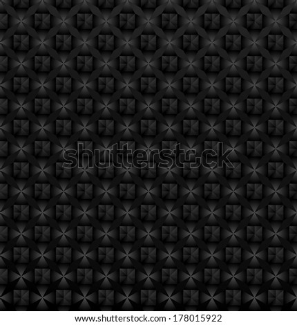 Seamless geometric gray colorful pattern stylish texture background vector