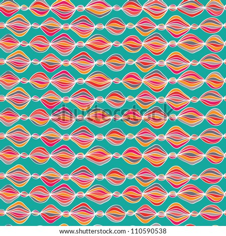 seamless geometric pattern. Can be used for wallpaper, pattern fills, web page background, surface textures
