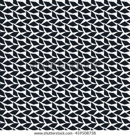Seamless geometric pattern geometric simple print stock for Object pool design pattern