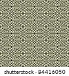 Seamless geometric pattern with rhombuses texture. Vector art. - stock vector