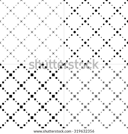 Seamless geometry background/pattern/texture