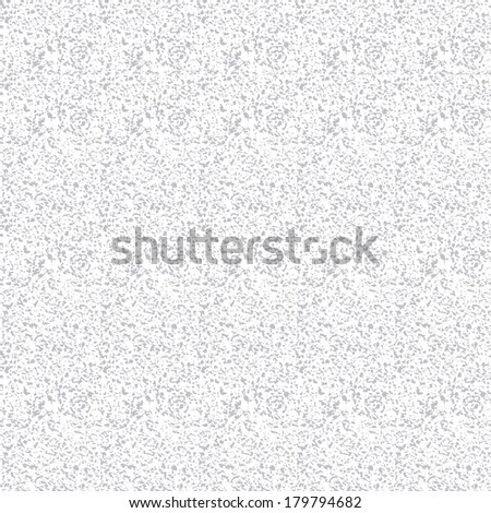 Seamless grain texture - stock vector
