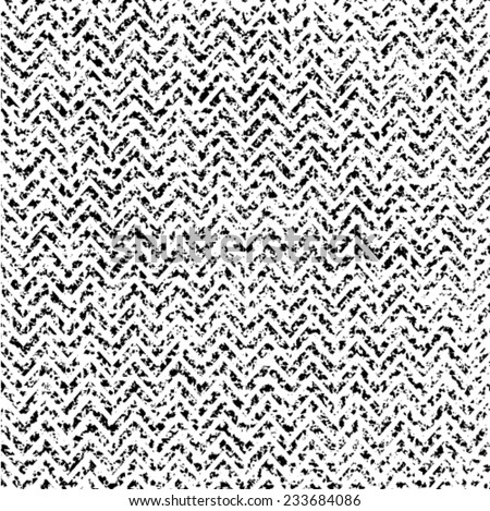 Seamless grunge stripe vector illustration - stock vector