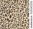 seamless leopard pattern....