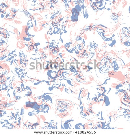 Seamless marble pattern - stock vector