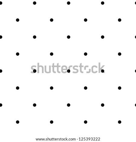 Seamless naive floral vector repeat background - stock vector