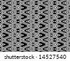 seamless native pattern - stylization - stock vector