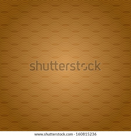 Seamless oriental pattern for your background - stock vector
