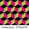 seamless pattern - stock photo