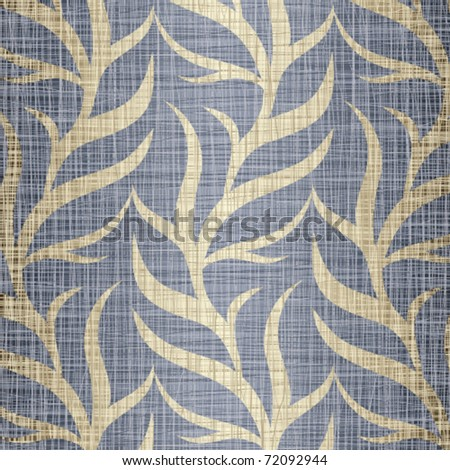 Seamless pattern a fabric - stock vector