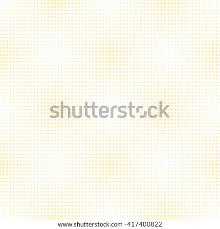 Seamless pattern. Abstract halftone background. Modern stylish texture. Repeating grid with dots of the different size. Vector element graphic design - stock vector