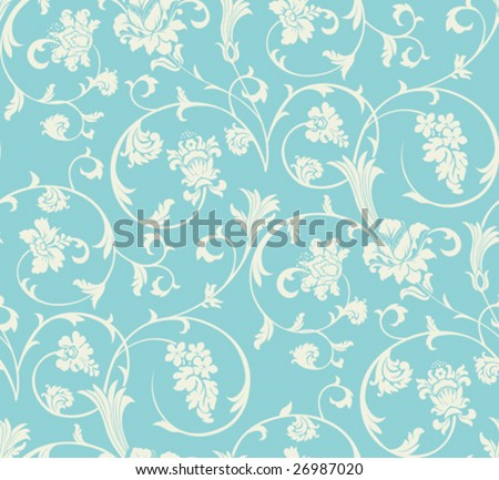 Seamless pattern. All elements and textures are individual objects. Vector illustration scale to any size. - stock vector