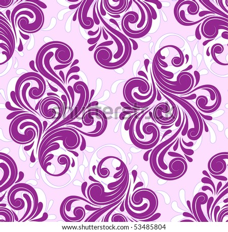 Seamless pattern. Background/