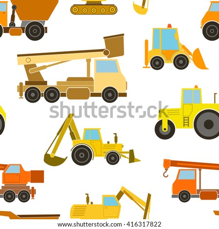 Seamless pattern construction machines for your design