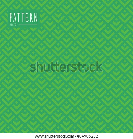 Seamless pattern contemporary and modern that you can change color. - stock vector